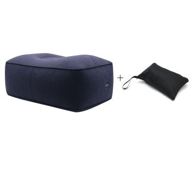 Однослойная премиум подушка под ноги с сумкой-чехлом