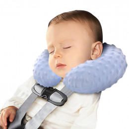 Нежная детская надувная подушка