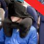 В самолет