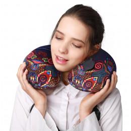 Надувная подушка со встроенным насосом