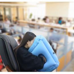 Надувная подушка-стол для сна и работы с планшетом