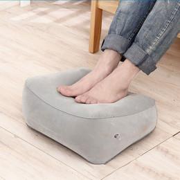 Подушка надувная с выемкой  под ноги