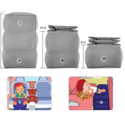 Подушка-кроватка для детей в самолет