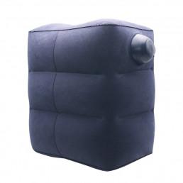 Трехслойная надувная подушка со встроенным насосом