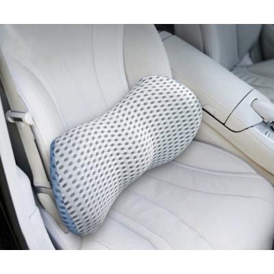 Анатомическая подушка для спины с эффектом памяти в машину или кресло