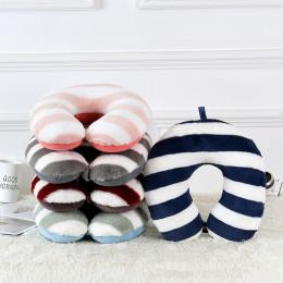 Подушка детская в полоску