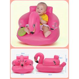 Надувное детское кресло