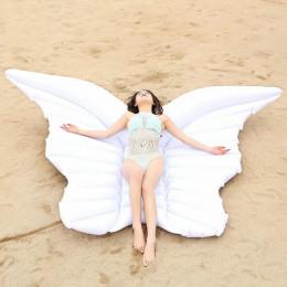 Большой надувной матрас  Бабочка