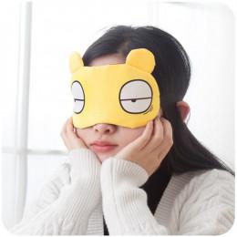 Комплект маска для сна+гелевая маска эмоции 1